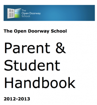 Open Doorway Handbook